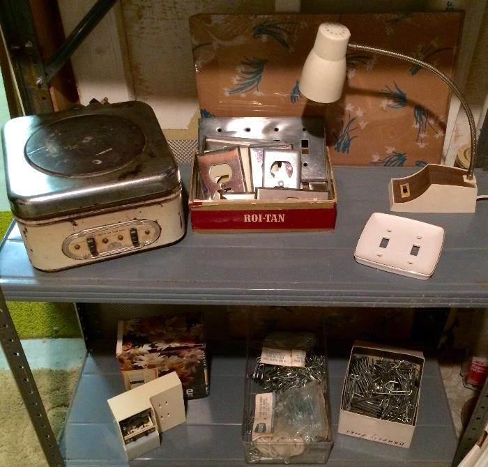 Vintage Switch Plates & More