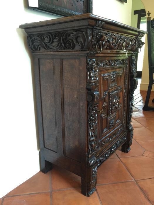 ~ Antique Italian Chest Retail $4995.00 Estate $3750.00
