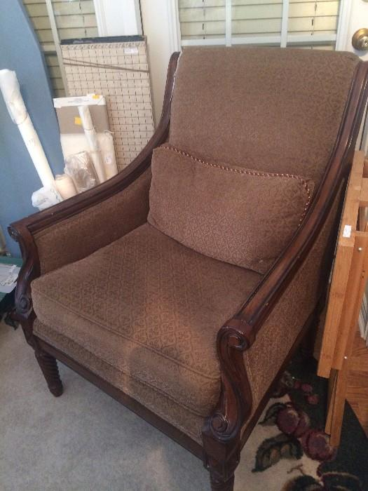 Very comfortable arm chair