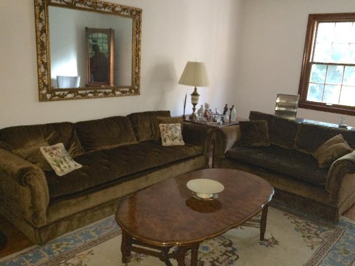 Vintage Living room sofas & tables