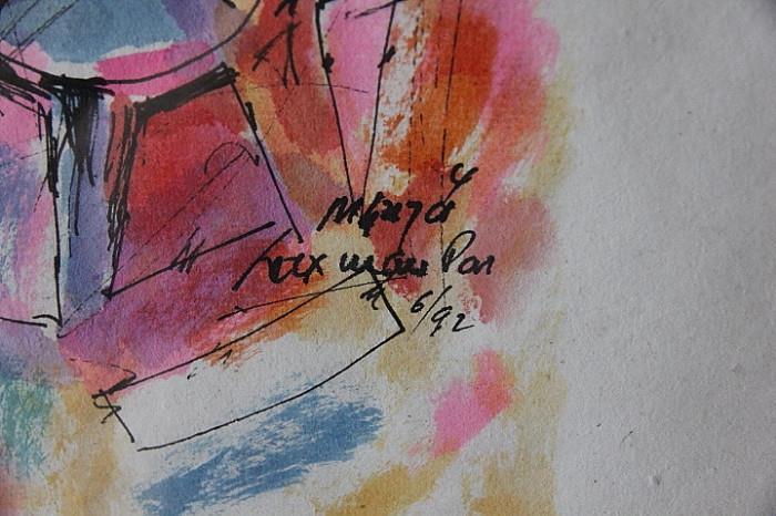 Laxman Pai signature