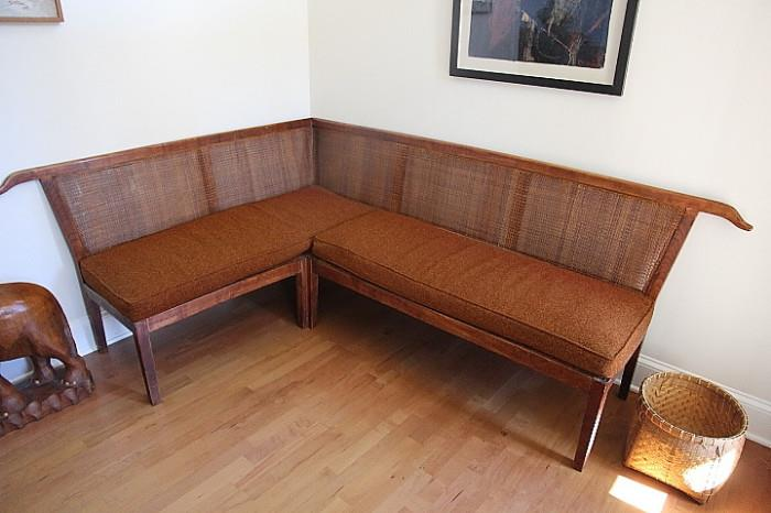Very early Modern bench - 1930s Germany - early Bauhaus?