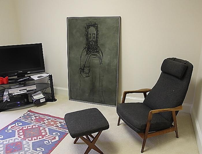 Savi Sawarkar original art -