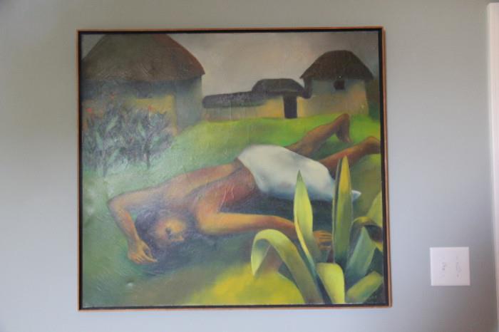 original art by Swapan Karmakar