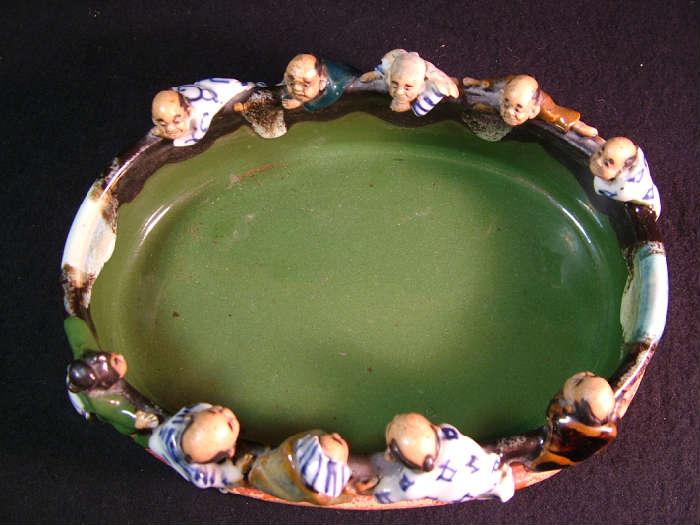 Sumida oval bowl