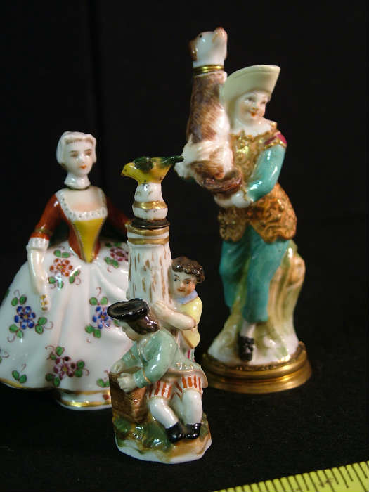 figural scent and perfume bottles