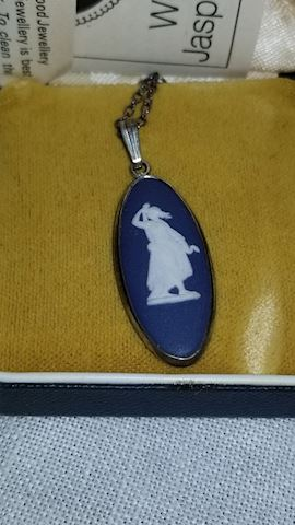 Wedgwood necklace