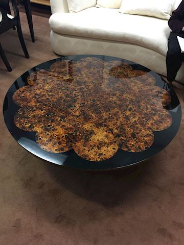 MCM Chinoserie Muller Barringer Lotus Table