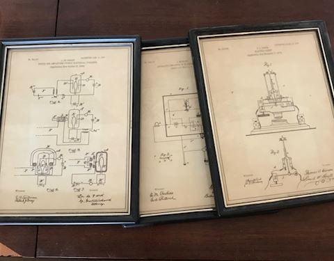 Vintage Patents