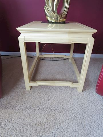 Henredon Contemporary End Table
