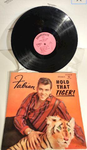 Album Vinyl Fabian 