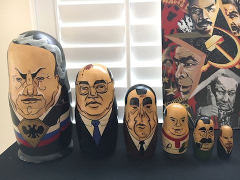 Russian Politics Lot