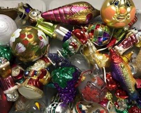 Ornament Lot