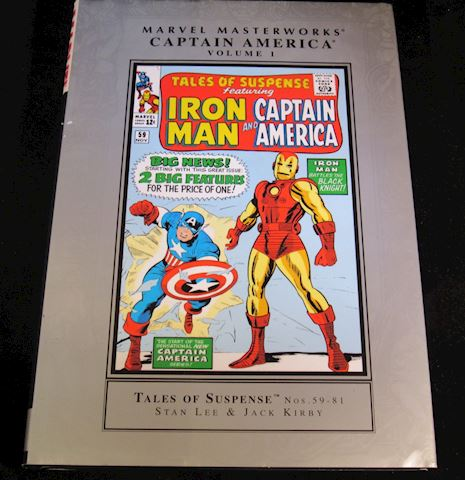 Marvel Masterworks Captain America Volume I