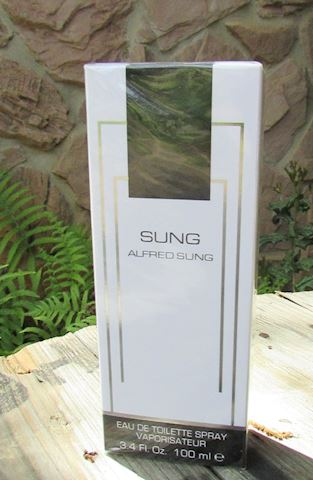 Sung - Alfred Sung Eau de Toilette Spray 3.4 oz