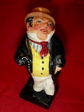 Royal Doulton Dickens Collection Captain Cuttle