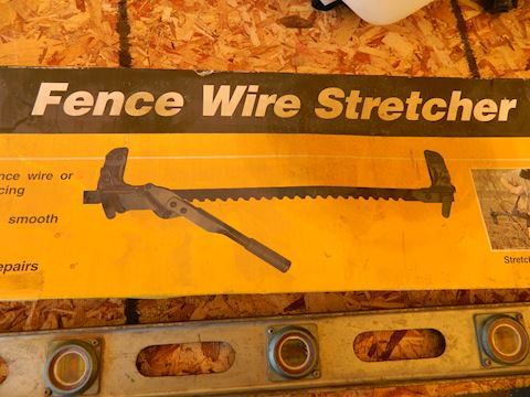 Wire Stretcher