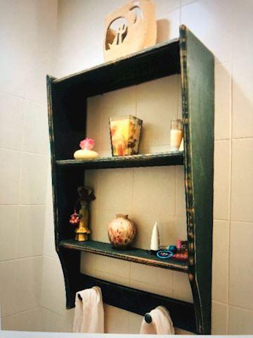 Wall  shelf holder