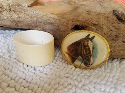 small horse box