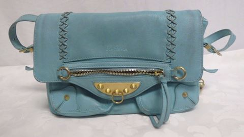 Sam Edelman Turquoise Messenger Bag