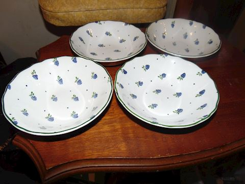 Vintage Johnson Bros. Bowls