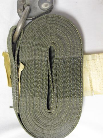 Towing or Securing Web Strap