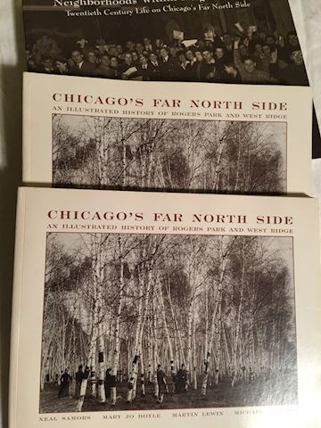 Collection of Books - Chicago's Far North Side