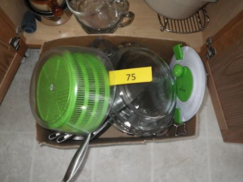 Lot #75 - Pyrex and More