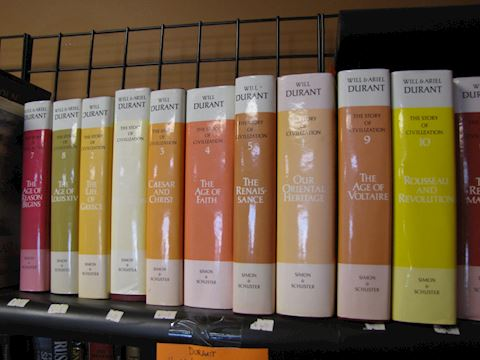 The Story of Civilization Series - 11 Volumes