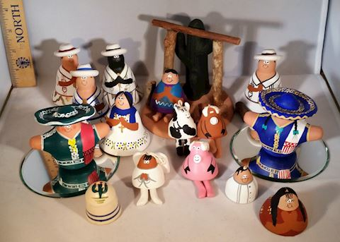 Figurines- Collectable