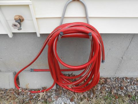 Outdoor hose