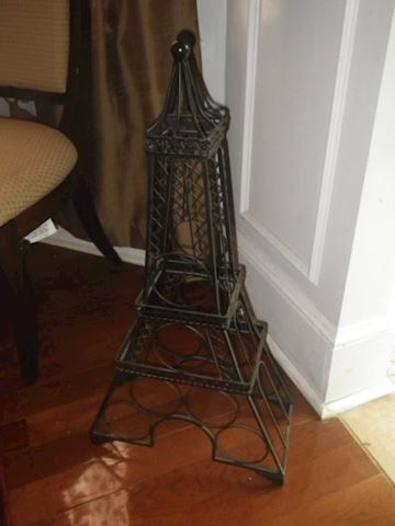 Tower Wine Rack