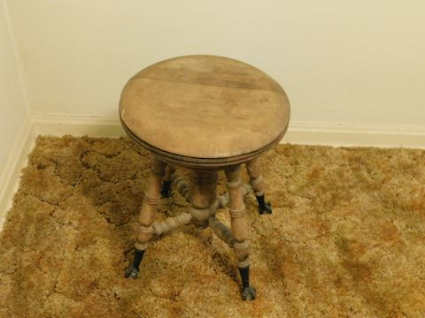 075 Miniature Stool