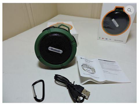 Bluetooth Wireless Speakers Waterproof Anywhere