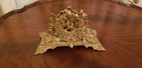 Sr   306   Brass Letter Holder