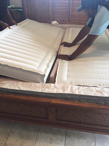 Sleep Number c4 King bed