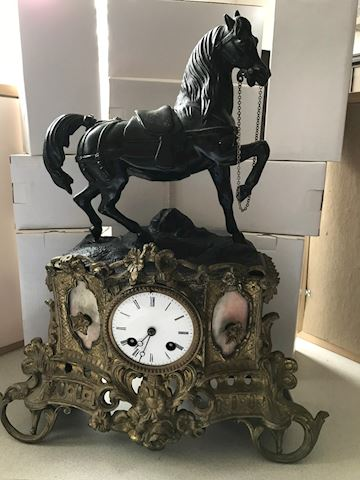 French Mantel Clock