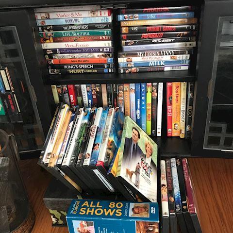 70 DVD Lot