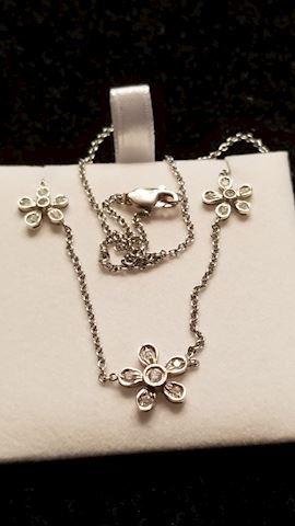 Platinum & Diamond necklace