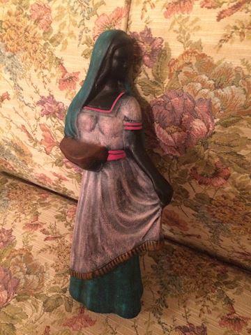 African maiden