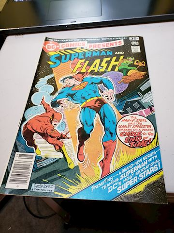 SUPERMAN AND THE FLASH #1