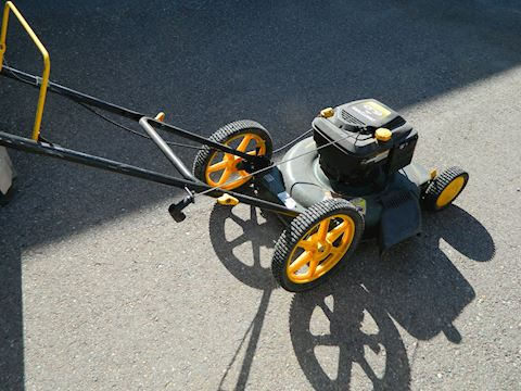 6 h.p. Craftsman Lawn Mower