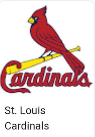 Collection of 100 St. Louis Cardinals Baseball Car