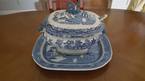 45604 Soup Tureen Set