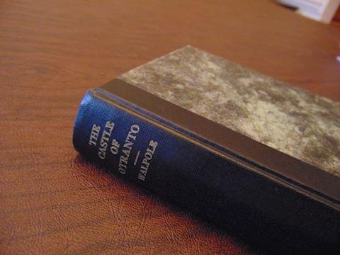 """Vintage """"Castle of Otranto""""  Book"""