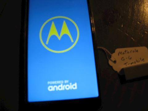 Motorola phone