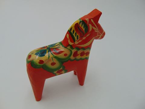 Dalla Swedish Painted Horse