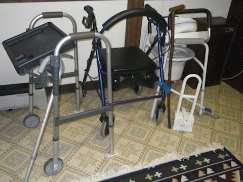 Medical Equipment (Basement)