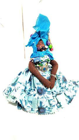Rag Doll African American Women