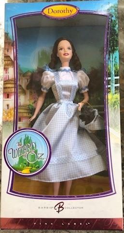 Dorothy Wizard of Oz Barbie Doll